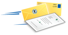Transactional Mailing Icon